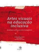 Livro - Artes visuais na educação inclusiva -