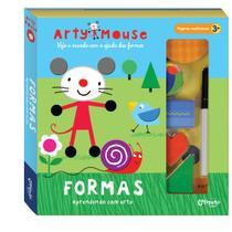 Livro - Arty Mouse formas -