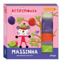 Livro - Arty Mouse massinha -