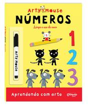 Livro - Arty Mouse numeros -