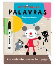 Livro - Arty Mouse palavras -