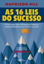 Livro - As 16 leis do sucesso -