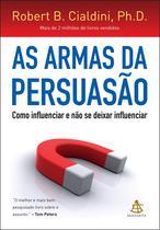 Livro - As armas da persuasão -