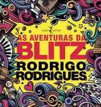 Livro - As aventuras da Blitz -
