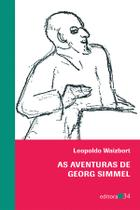 Livro - As aventuras de Georg Simmel -