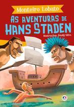 Livro - As aventuras de Hans Staden -