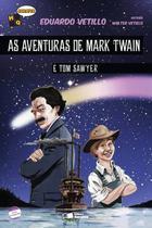 Livro - As aventuras de Mark Twain e Tom Sawyer -