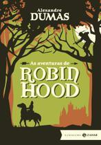 Livro - As aventuras de Robin Hood: edição bolso de luxo (Clássicos Zahar) -