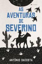 Livro - As aventuras de Severino -   -