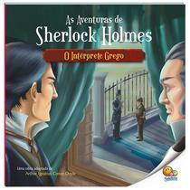 Livro - As aventuras de Sherlock Holmes: O intérprete grego -
