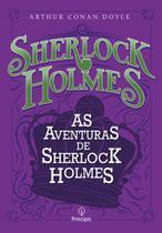 Livro - As aventuras de Sherlock Holmes -