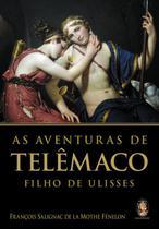 Livro - As aventuras de Telêmaco -