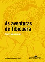 Livro - As aventuras de Tibicuera -