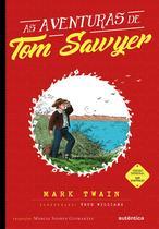 Livro - As aventuras de Tom Sawyer - (Texto integral - Clássicos Autêntica) -