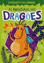 Livro - As aventuras dos dragões -