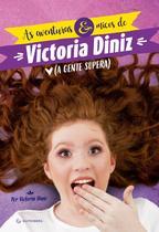 Livro - As aventuras e micos de Victória Diniz (a gente supera) -