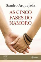 Livro - As cinco fases do namoro -