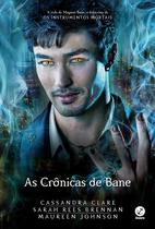 Livro - As crônicas de Bane -