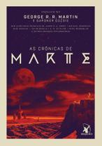 Livro - As crônicas de Marte -
