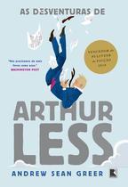 Livro - As desventuras de Arthur Less -