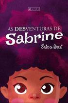 Livro - As Desventuras de Sabrine - Viseu -