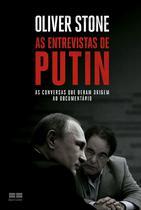 Livro - As entrevistas de Putin -