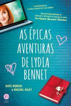 Livro - As épicas aventuras de Lydia Bennet -