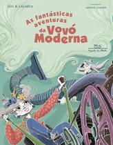 Livro - As fantásticas aventuras da vovó moderna -