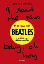 Livro - As letras dos Beatles -