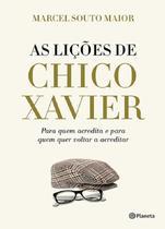 Livro - As lições de Chico Xavier - 4ª edição -