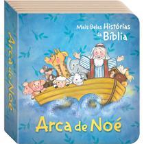 Livro - As Mais Belas Histórias da Bíblia: A Arca de Noé -