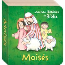 Livro - As Mais Belas Histórias da Bíblia: Moisés -