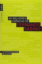 Livro - As melhores crônicas de Fernando Sabino (edição de bolso) -
