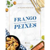 Livro - AS MELHORES RECEITAS DE FRANGO E PEIXES -