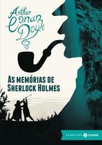 Livro - As memórias de Sherlock Holmes: edição bolso de luxo (Clássicos Zahar) -