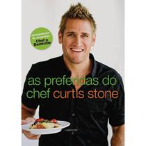 Livro - As Preferidas do Chef Curtis Stones - Larousse