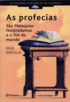 Livro - As profecias -