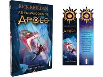 Livro As Provações de Apolo: A Torre de Nero - Vol. 5 Rick Riordan