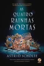 Livro - As quatro rainhas mortas -
