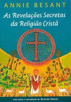 Livro - As Revelações Secretas da Religião Crista -