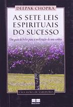 Livro - As sete leis espirituais do sucesso (miniedição) -