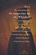 Livro - As suspeitas do Sr. Whicher -