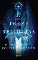 Livro - As treze relíquias -