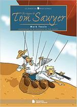 Livro - As viagens de Tom Sawyer -