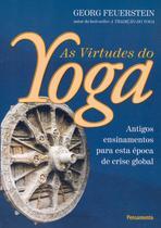 Livro - As Virtudes do Yoga -