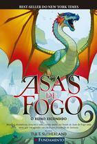 Livro - ASAS DE FOGO 03 - O REINO ESCONDIDO