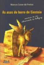 Livro - Asas do burro de Einstein, As -