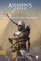 Livro - Assassin's Creed Origins: Juramento do deserto