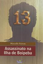 Livro - Assassinato na Ilha de Boipeba -