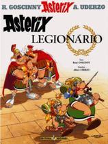 Livro - Asterix legionário (Nº 10) -